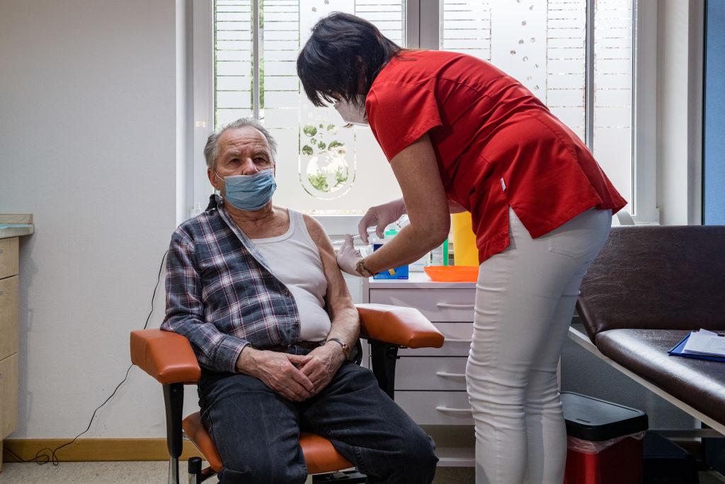 elderly vaccination
