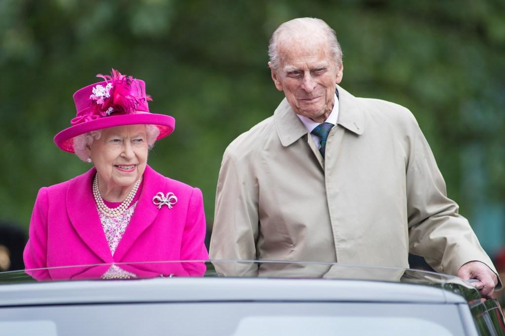 El príncipe Felipe celebra el cumpleaños 90 de la Reina Isabel