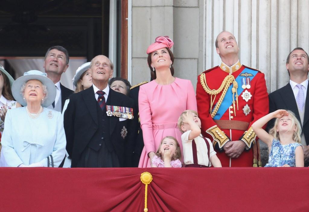 Familia Real en el Tour de Colour 2017