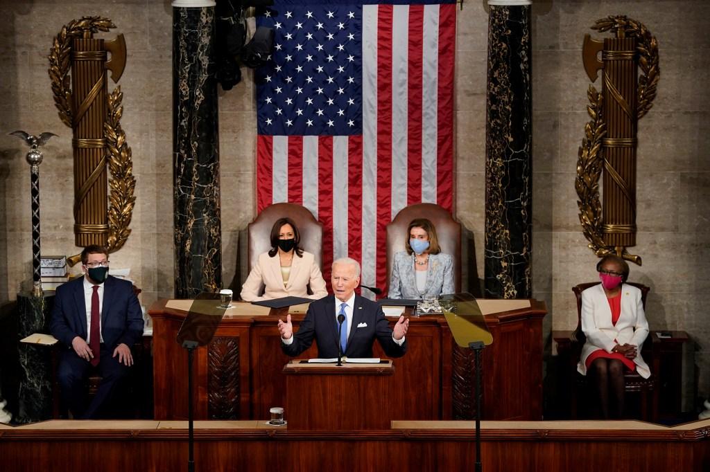 discurso de biden ante el congreso