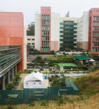 Hospital Laguna Honda en San Francisco