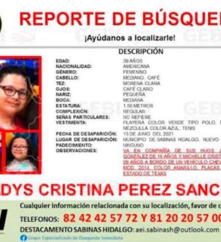El FBI toma cartas en el asunto por la desaparición de la familia en la carretera hacia Laredo