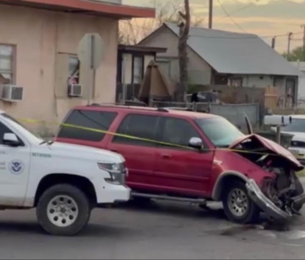 Accidente Laredo
