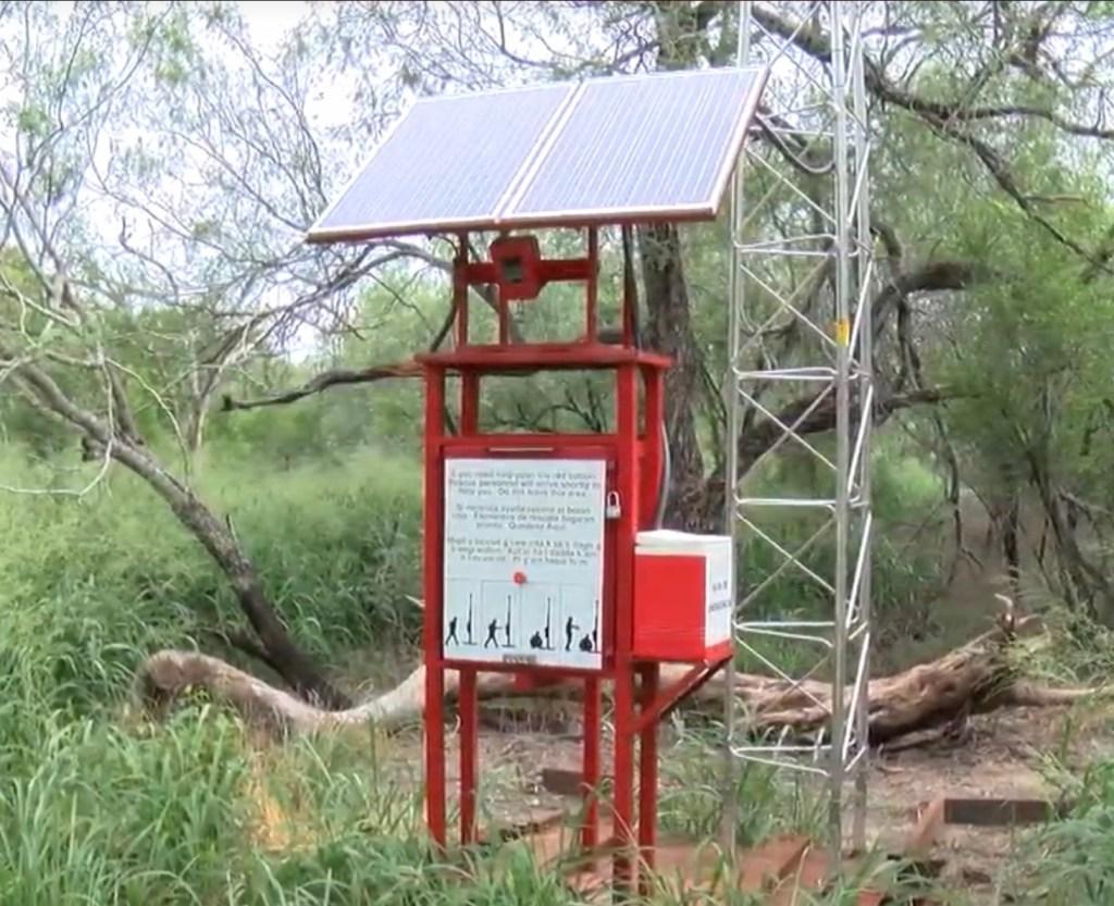 Torre de auxilio