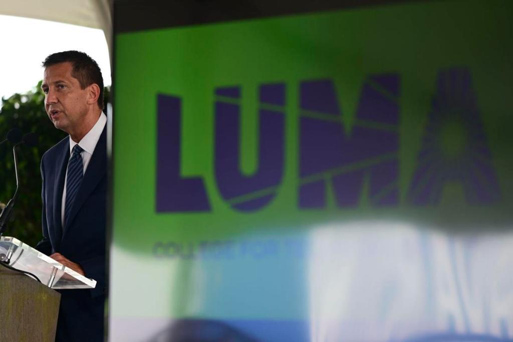 En la foto Wayne Stensby, CEO de LUMA Energy.