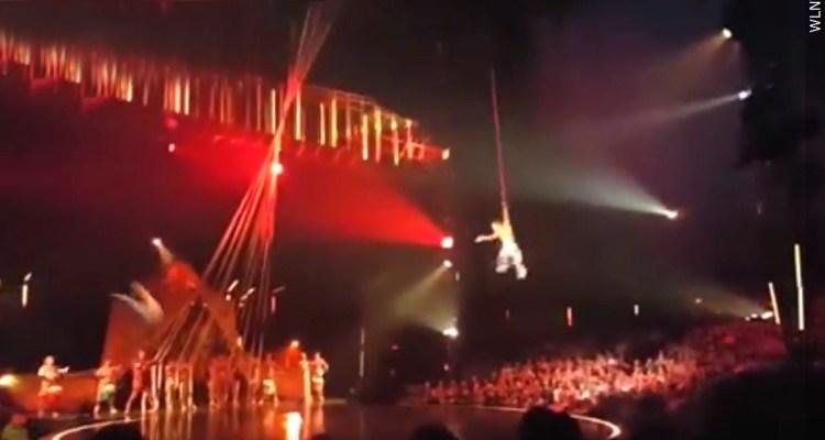 El Circo Du Soleil regresa a Las Vegas