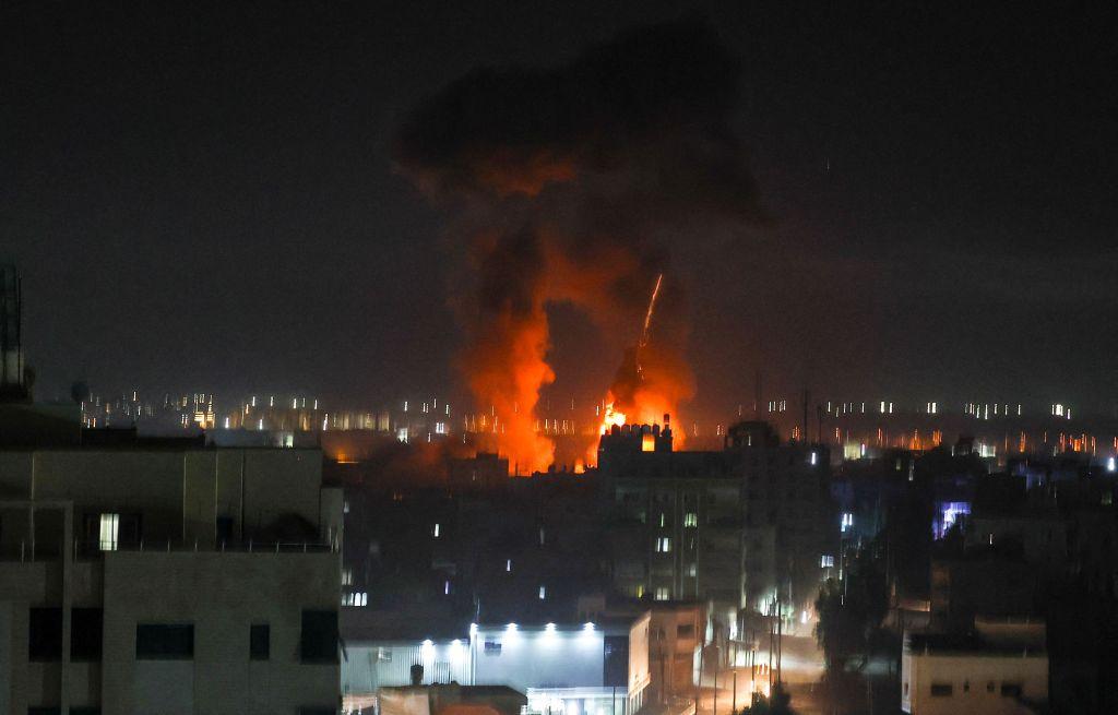 ataques israel