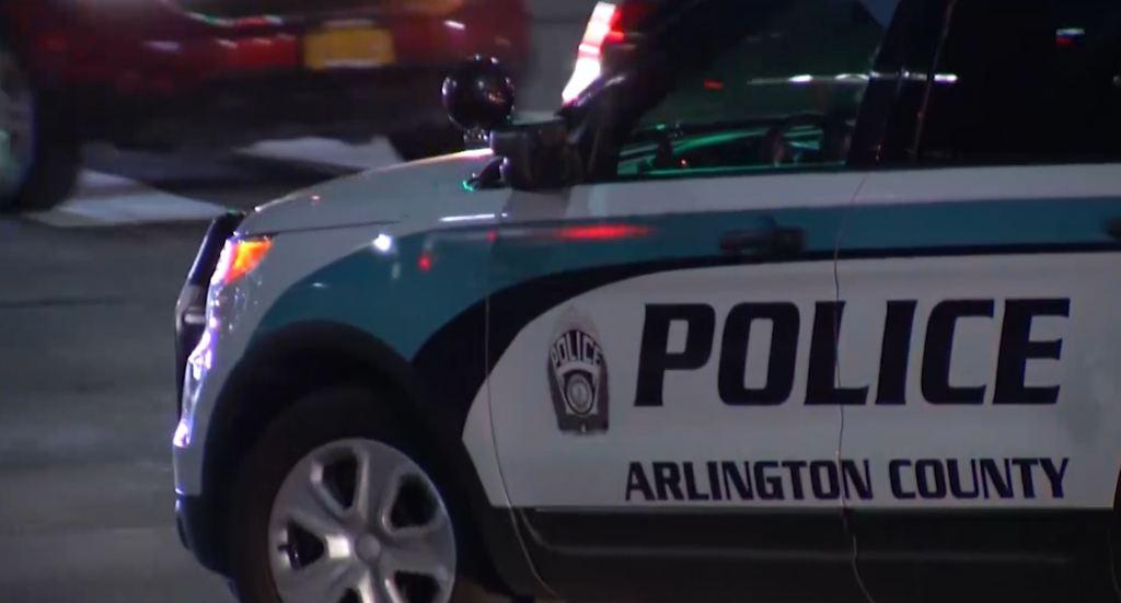 Policía del Condado de Arlington