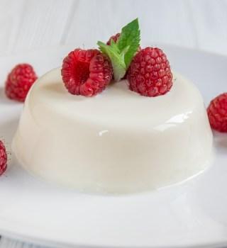 El delicioso postre italiano bajo en calorías para preparar en verano