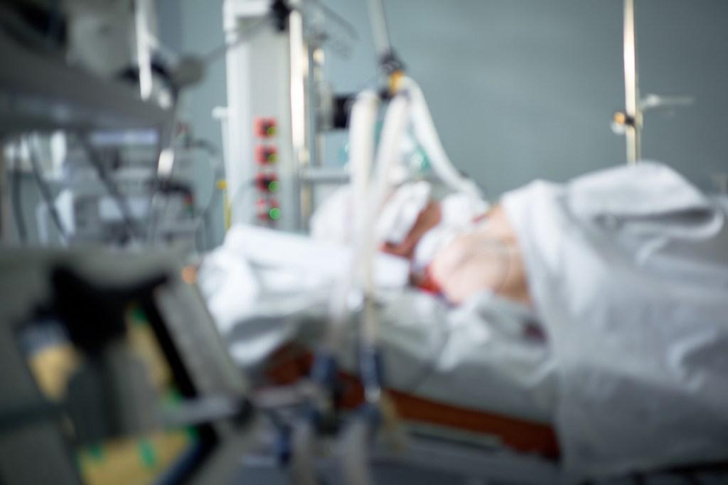 intubated
