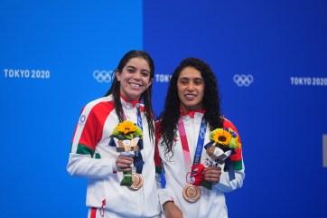 Medallistas olímpicas mexicanas