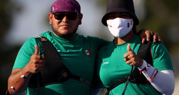 Luis Álvarez y Alejandra Valencia