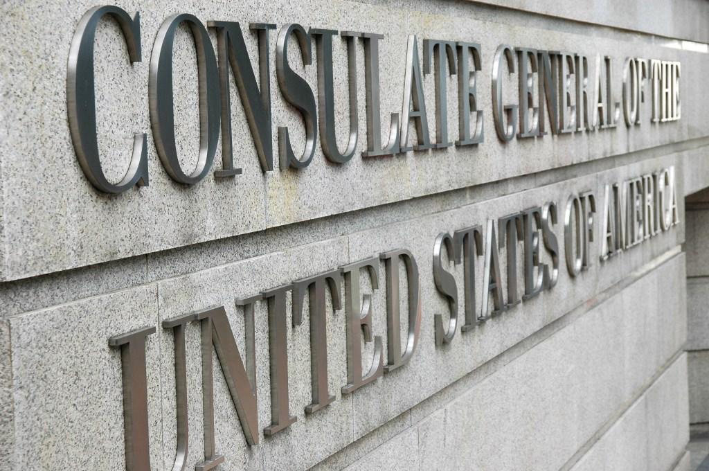 U.S. consulate