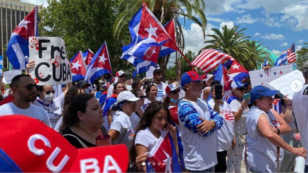 Cuba Libre- Angel Swpulveda