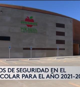 Anuncian el plan para el regreso a clases en Wichita
