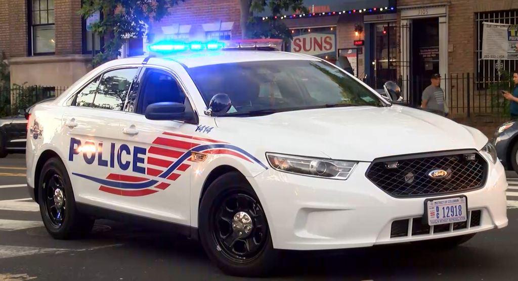Policía Metropolitana de DC