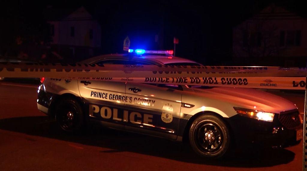 Policia del Condado de Prince George's
