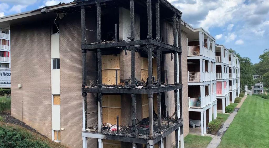 Incendio Hyattsville