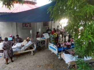 Poderoso terremoto de 7.2 en Haití