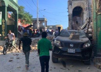 Terremoto en Haití, 14 de agosto de 2021