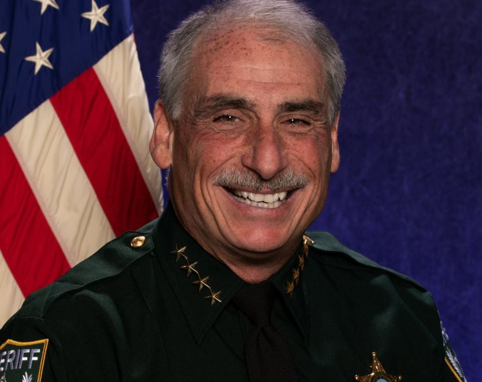 Sheriff Chitwood, of the Volusia Sheriff's Office,