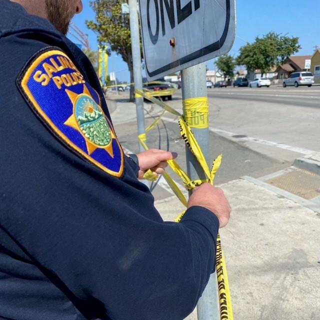 Policía de Salinas