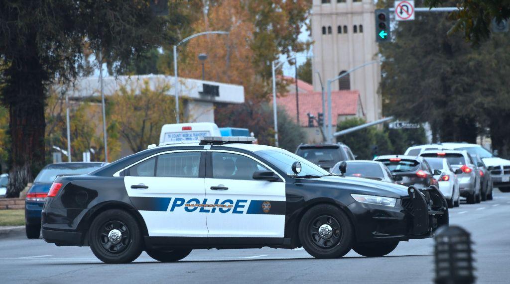 Patrulla Policial de Bakersfield, Kern County