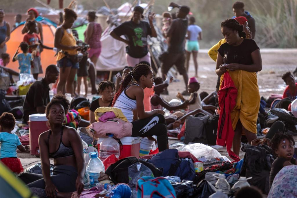 del rio migrants